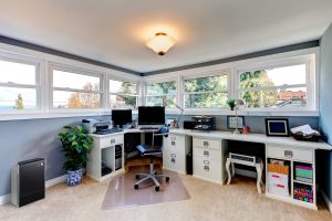 LIFE CELL 1500 UV in a home office