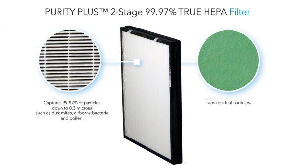 TRUE HEPA Filter - Life Cell 2550
