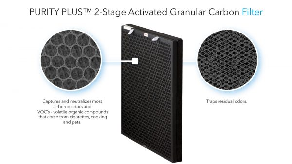 Activated Granular Carbon Filter - Life Cell 2550