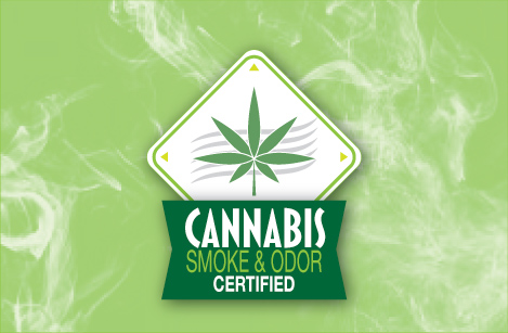 Cannabis Smoke & Odor Certified
